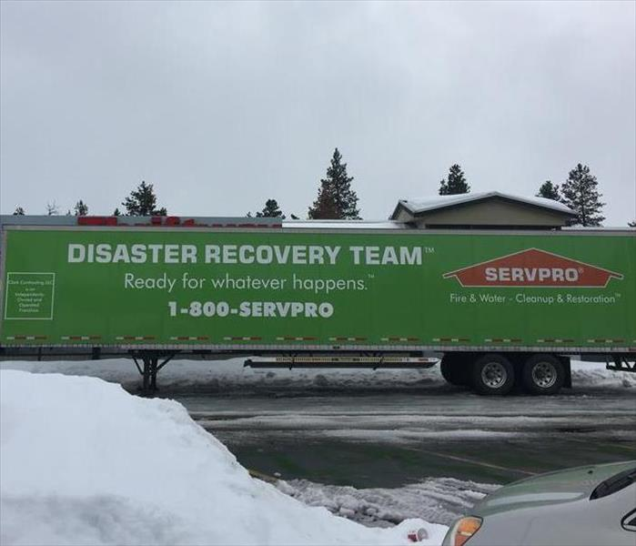 SERVPRO of Douglas County Trailer