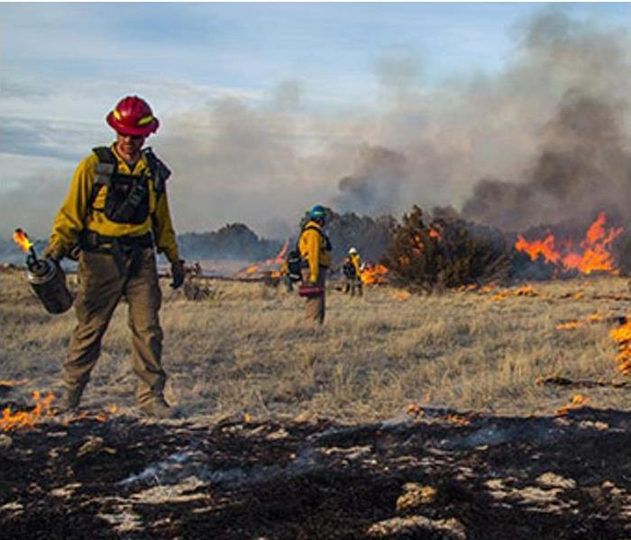 Fire Damage Dry weather delays 4,685-acre Ochoco NF burn