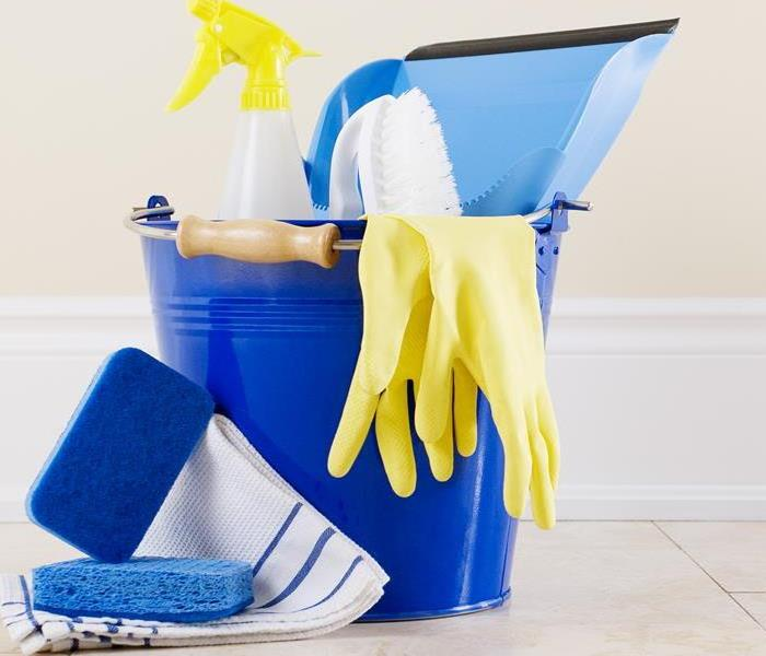 Simple ways to keep your house clean servpro of bend for Minimalist house cleaning