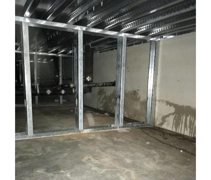 Odor In Commercial Building Basement In Bend,OR