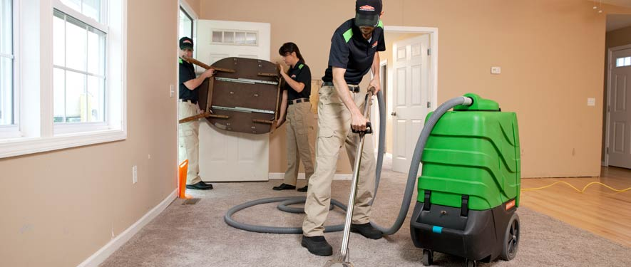 Bend, OR residential restoration cleaning